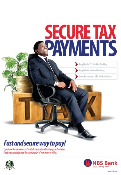 NBS Tax Secure Payments